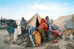 Afgan Mikaki Reguee Camp; Image Zohreh